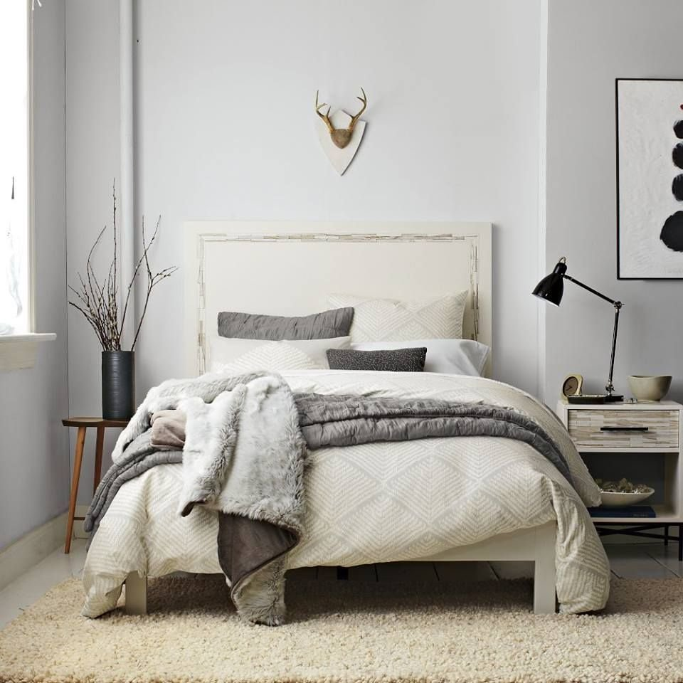 Best Blue Grey Walls And Pillows Yellow Beige Carpet And With Pictures