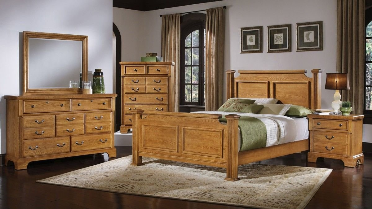 Best Oak Bedroom Furniture Sets – Insanely Cozy Yet Elegant With Pictures