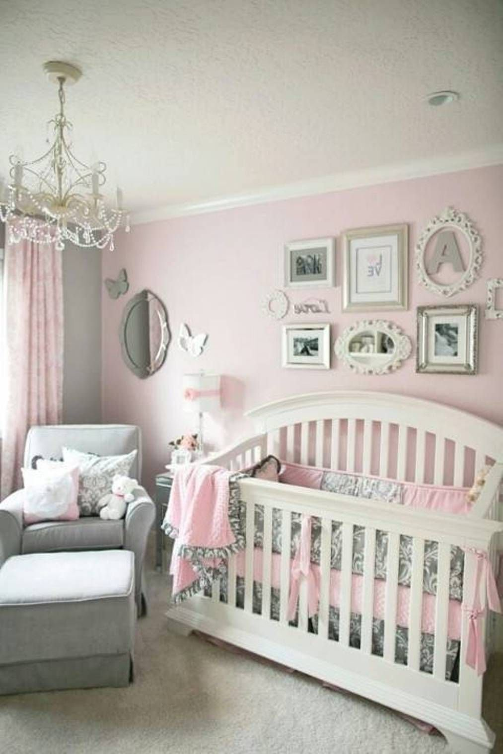 Best Toddler Girl Bedroom Check This Creative Idea Pink Grey With Pictures