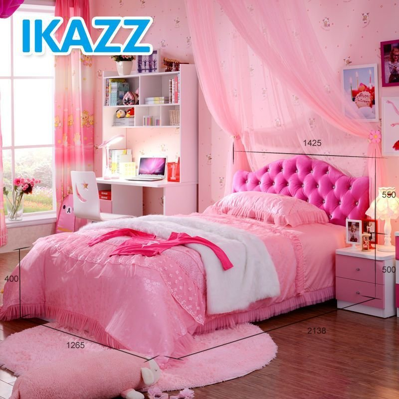 Best Princess Bed For Children Princess Bed Set Girls Princess With Pictures
