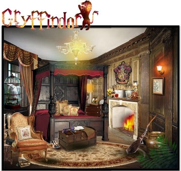 Best Harry Potter Bedroom By Melissa De Souza Liked On With Pictures