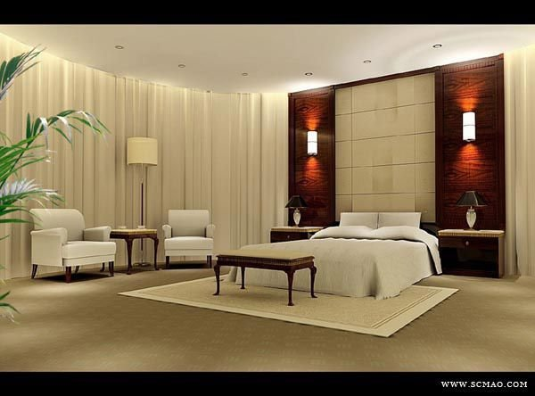 Best Alluring Bedroom 3D Design Of Comfort Bedroom 3D Design Model Download 3D Model Crazy 3Ds Max With Pictures