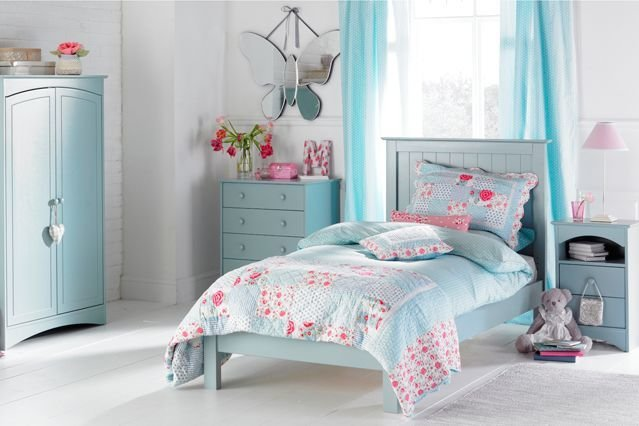 Best Baby Blue Girls Bedroom Blue Girls Bedrooms And Bedroom With Pictures