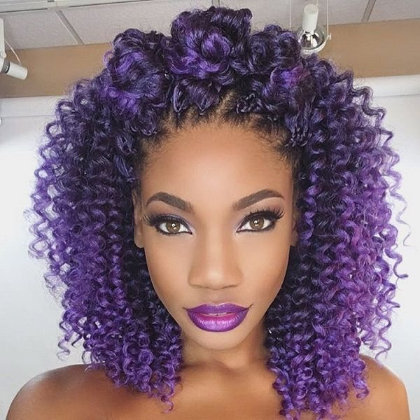 Free 2017 Spring Summer Hairstyles For African American Women Wallpaper