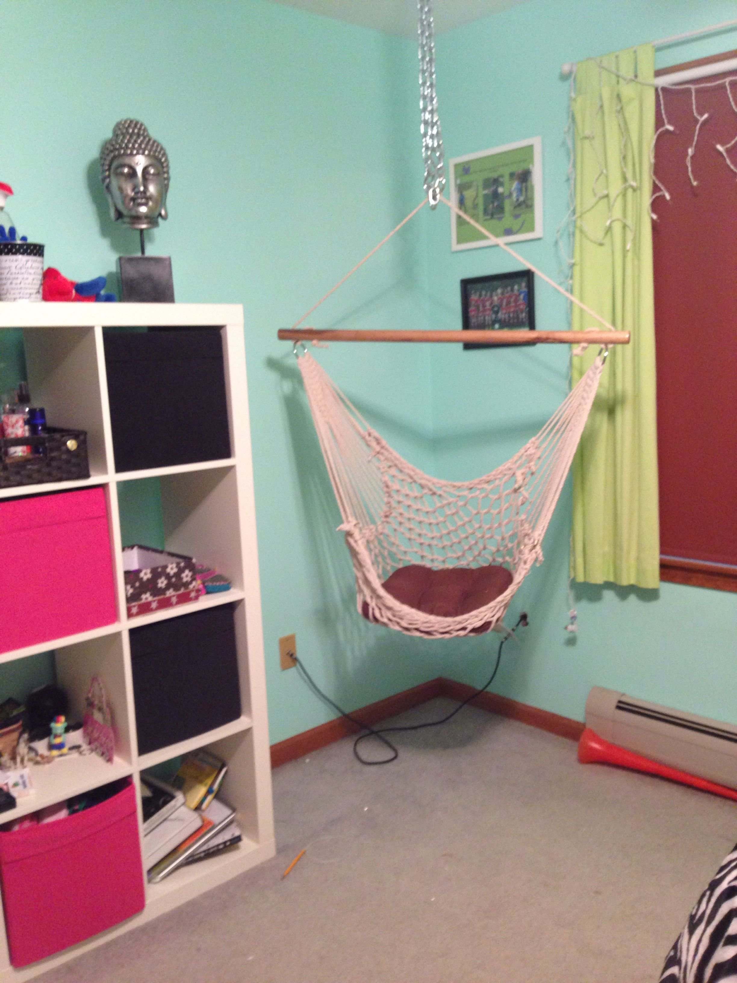 Best Hanging Hammock Chair For Bedroom Interior Design With Pictures