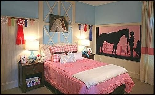 Best Little Cowgirl Room Decorating Ideas Equestrian Theme With Pictures