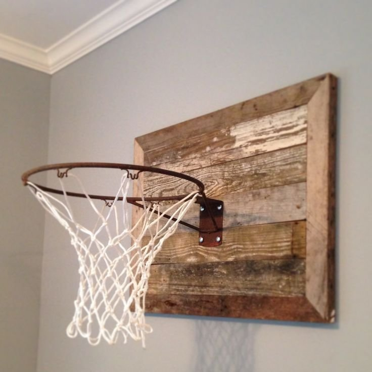 Best Boys Basketball Hoop In Bedroom Ideas Hgtv We Made With Pictures