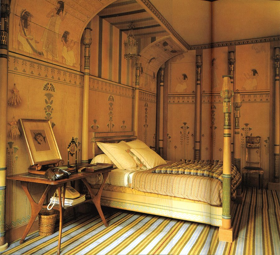 Best British Regency Egyptian Influenced Interior History Of With Pictures