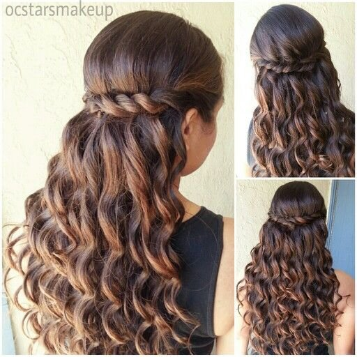 Free 25 Best Ideas About Sweet 16 Hairstyles On Pinterest Sweet 15 Hairstyles Quince Hairstyles Wallpaper