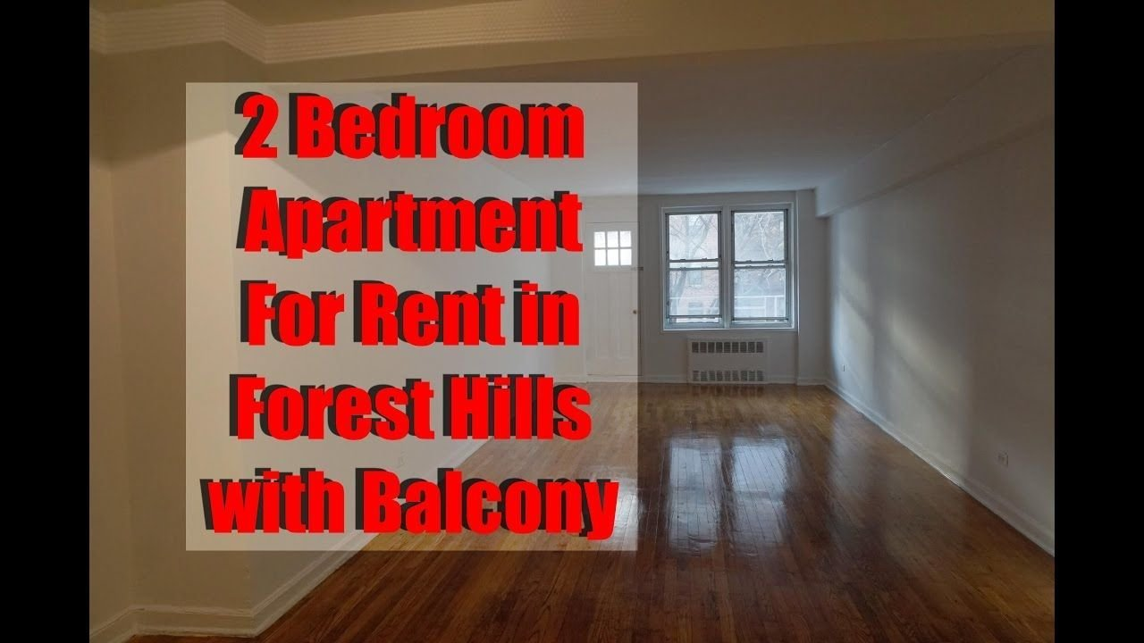 Best Large 2 Bedroom Apartment With Balcony For Rent In Forest Hills Queens Ny Apartments For With Pictures
