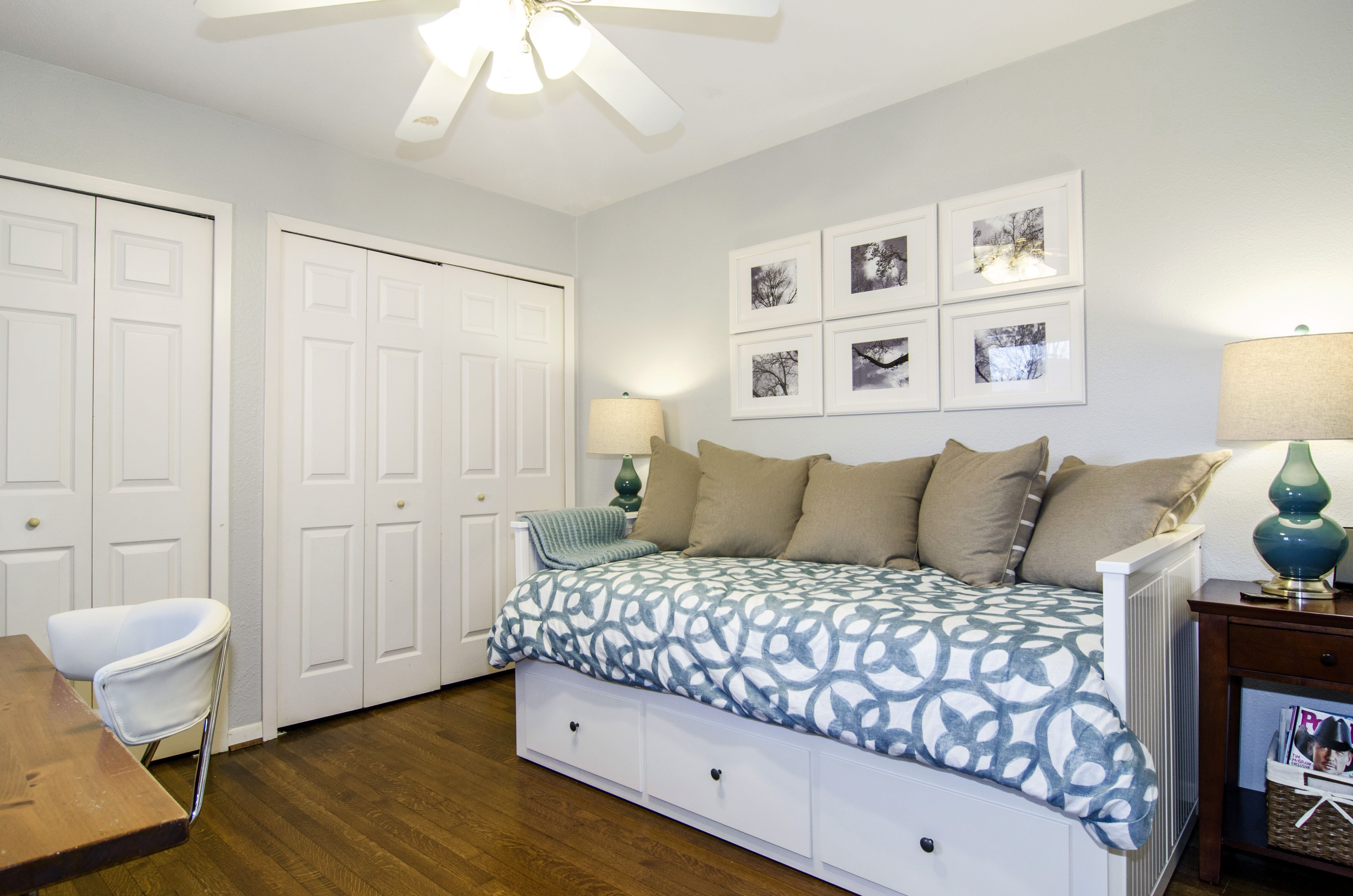 Best Office Guest Room Combo Mi Casa Pinterest Office With Pictures