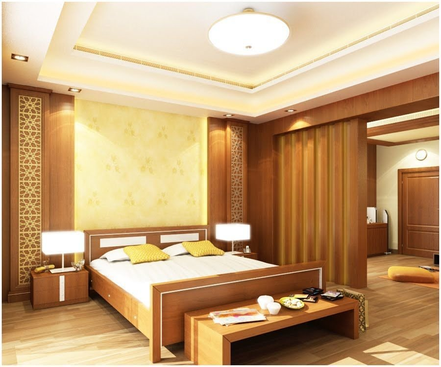 Best False Ceiling Lighting Designs For Master Bedroom Beauty With Pictures
