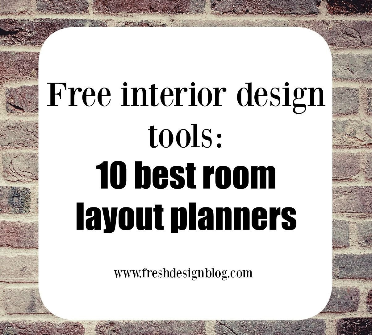 Best 10 Of The Best Free Online Room Layout Planner Tools With Pictures