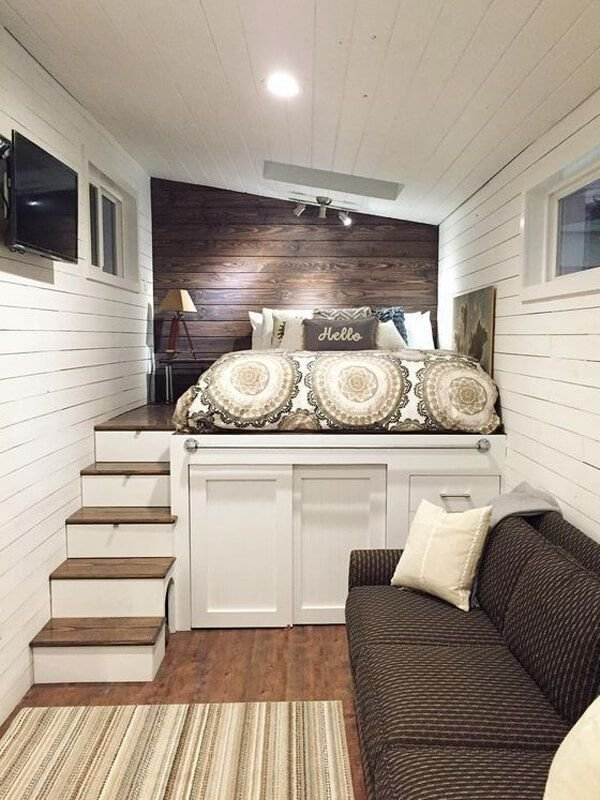 Best 37 Small Bedroom Designs And Ideas For Maximizing Your With Pictures