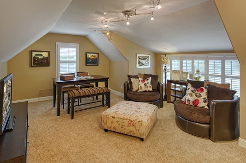 Best Bonus Room Above Garage I D Want A King Sized Mattress Beneath Those Windows Layered With Large With Pictures