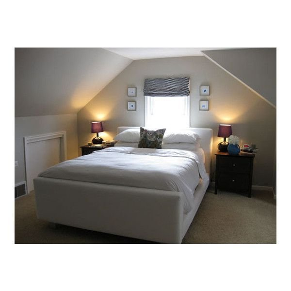 Best Small Bedrooms With Low Slanted Ceilings Sloped Ceiling With Pictures