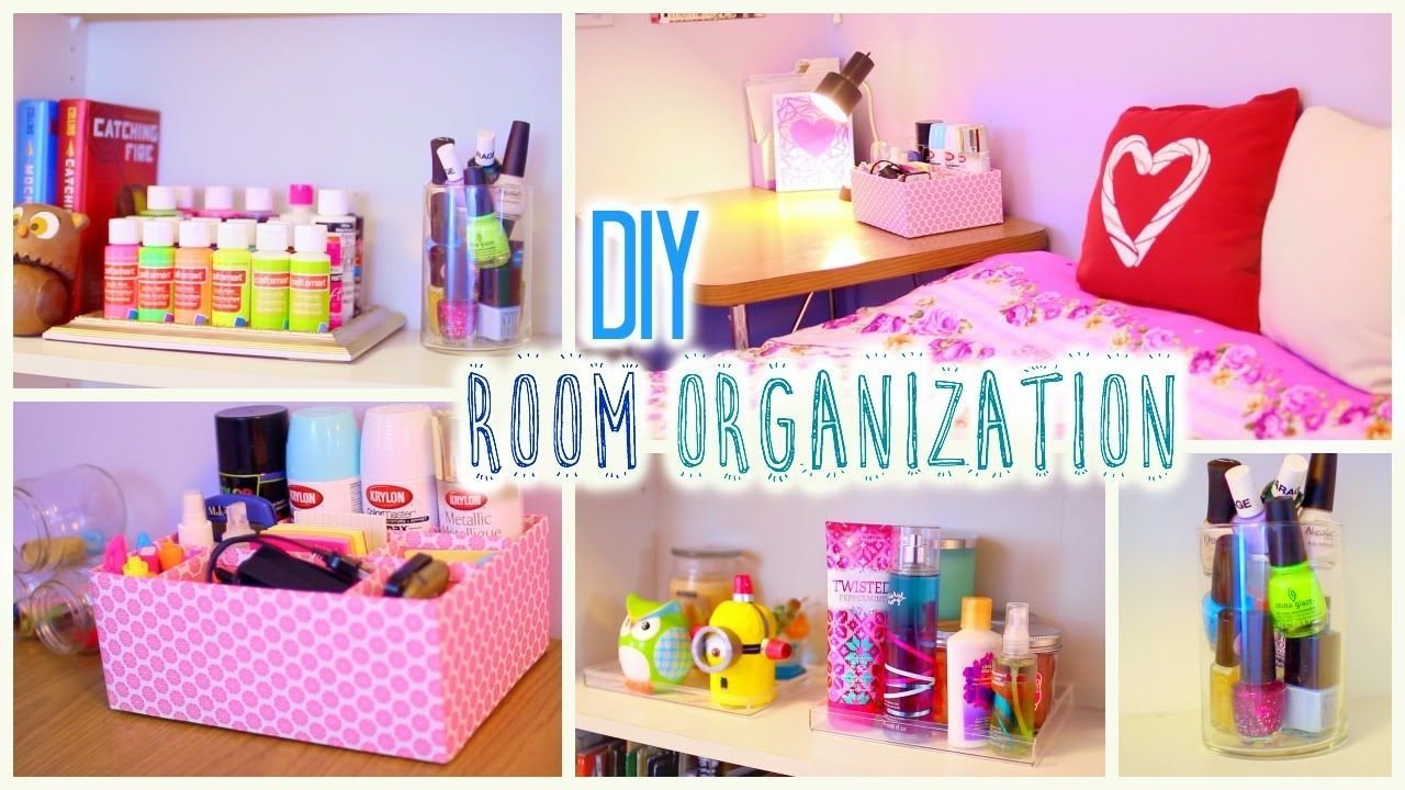 Best Diy Room Organization And Storage Ideas How To Clean With Pictures