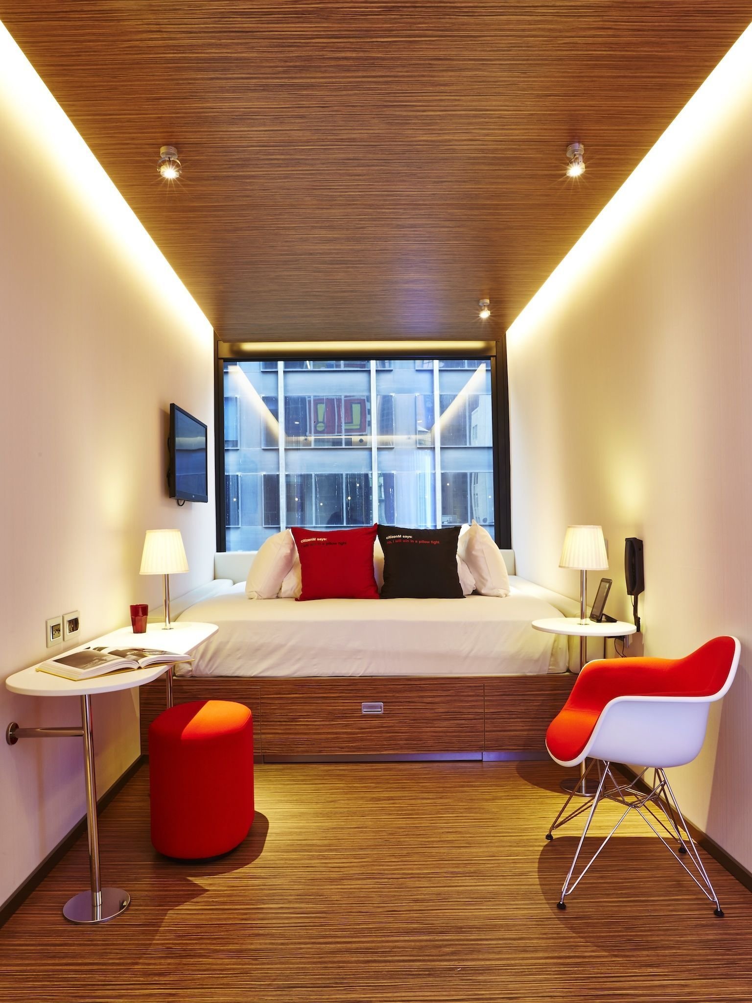 Best Cozy Or Claustrophobic The Smallest Hotel Rooms In The With Pictures