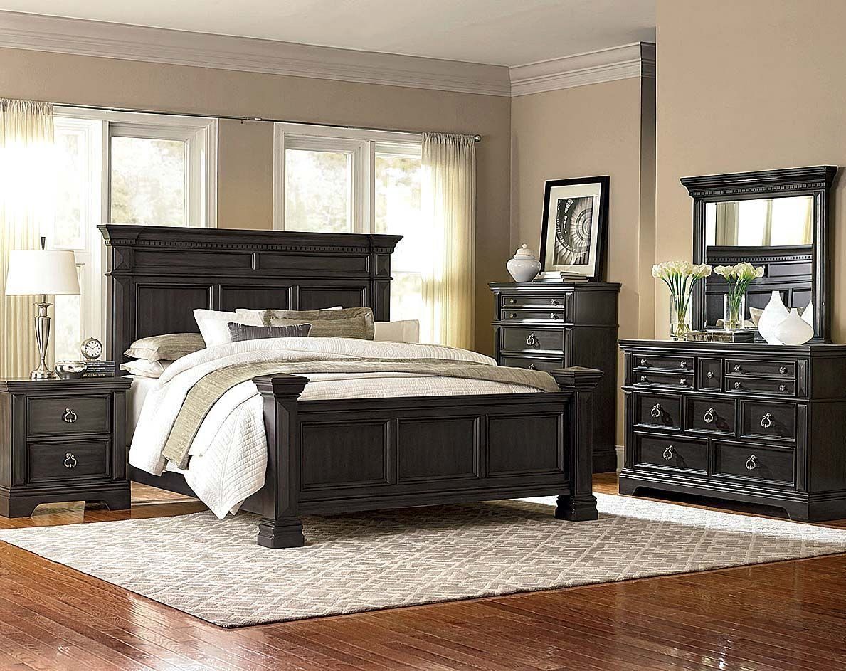 Best Gray Modern And Classic Bedroom Suite Garrison Bedroom With Pictures