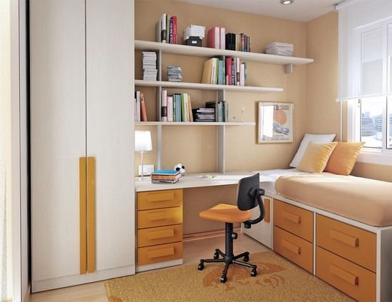 Best Cool Small Bedroom Learning Desk Interior Design With Pictures