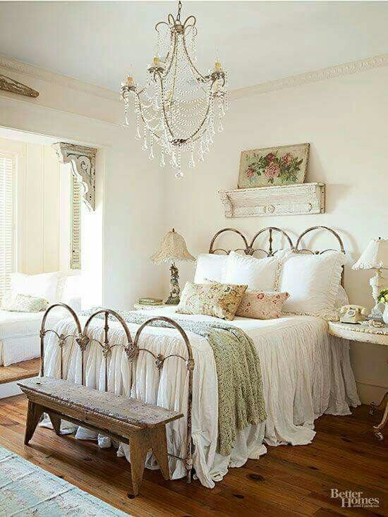 Best 30 Cool Shabby Chic Bedroom Decorating Ideas Master With Pictures
