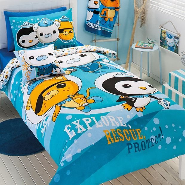 Best Octonauts Quilt Cover Set Quilt Cover Bedrooms And Room With Pictures