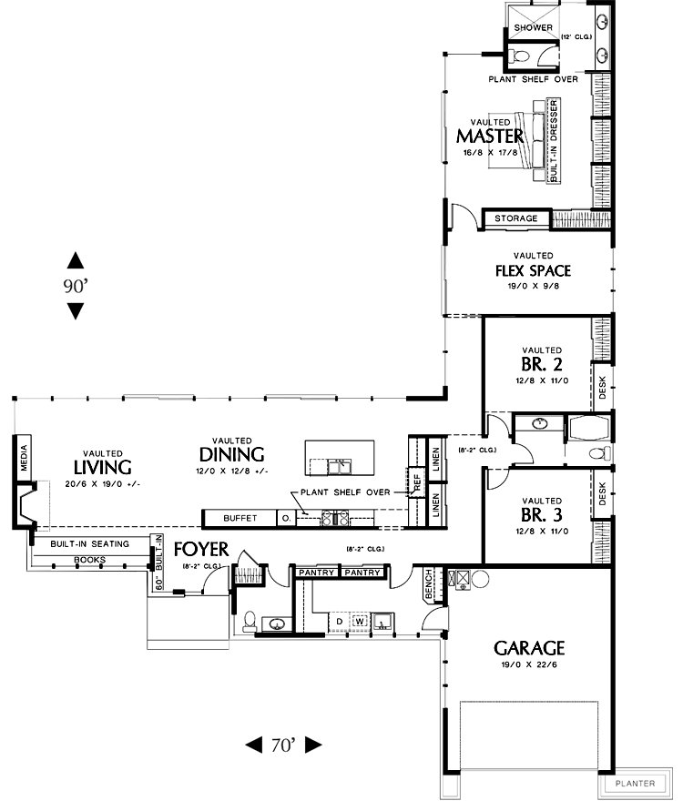 Best L Shaped House On Pinterest Castle House Plans U Shaped With Pictures