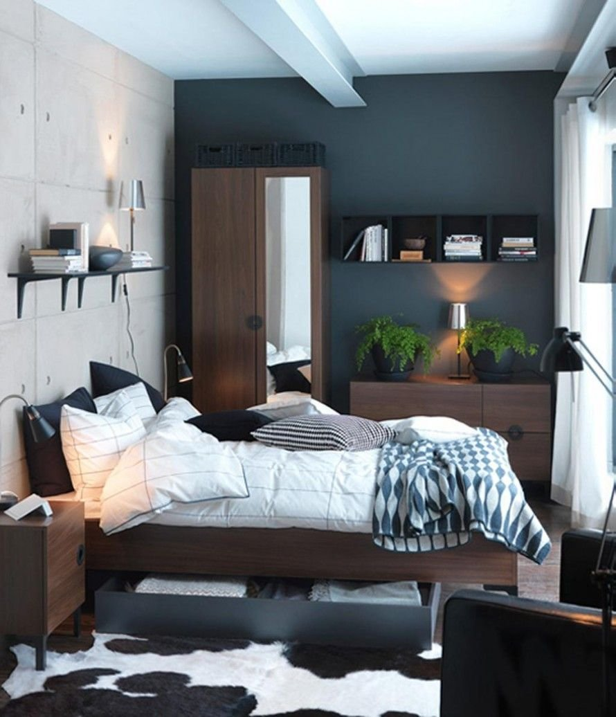Best Magic From Small Bedroom Paint Color Ideas Become Larger Bedroom Special Ikea Small Bedroom With Pictures