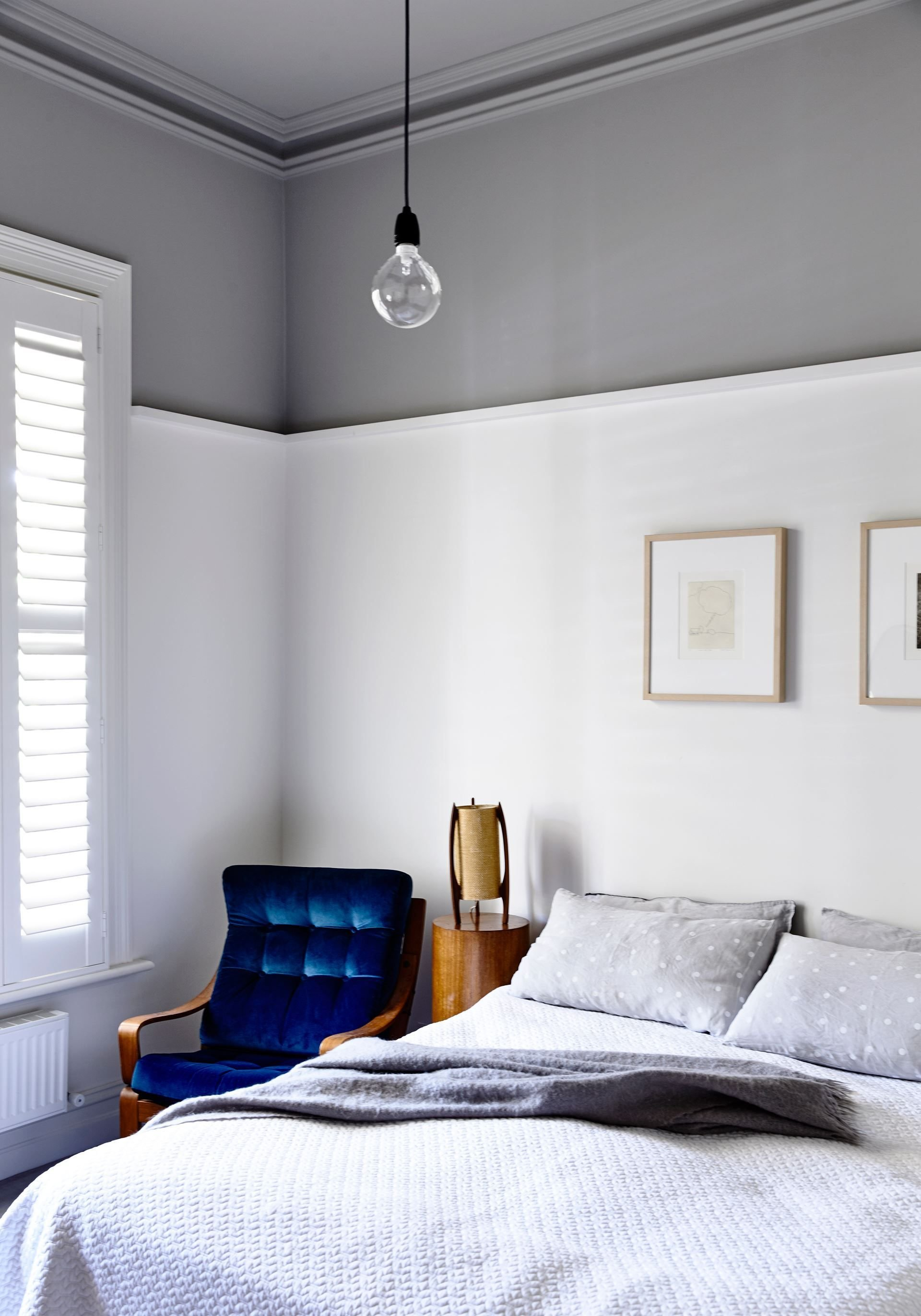 Best In The Main Bedroom Walls Are In Dulux Natural White With Pictures