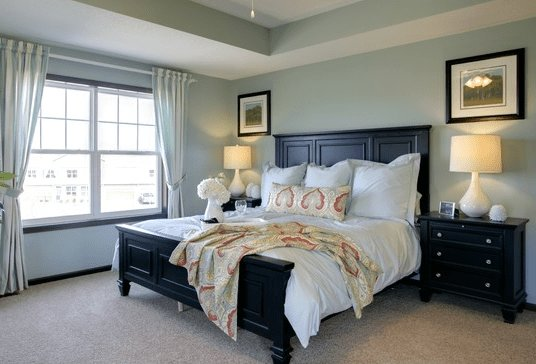 Best Sherwin Williams Quietude Http Mjninteriors Com Wp Content Uploads 2013 04 Spa Bedroom Design With Pictures