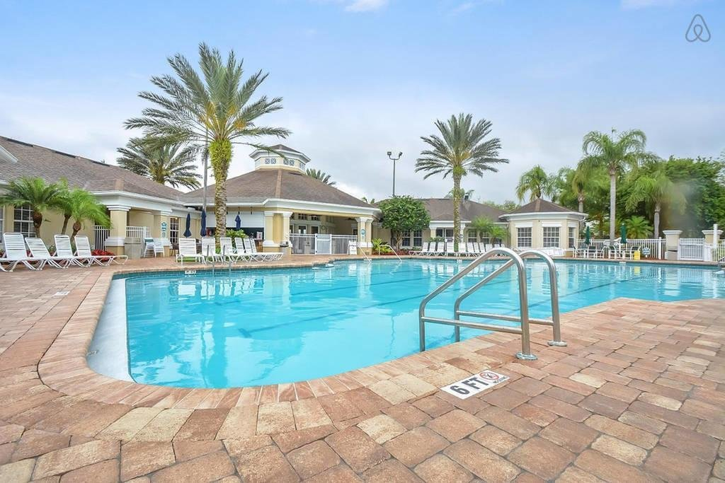Best Luxury Three Bedroom Condo Near Disney World Kissimmee With Pictures