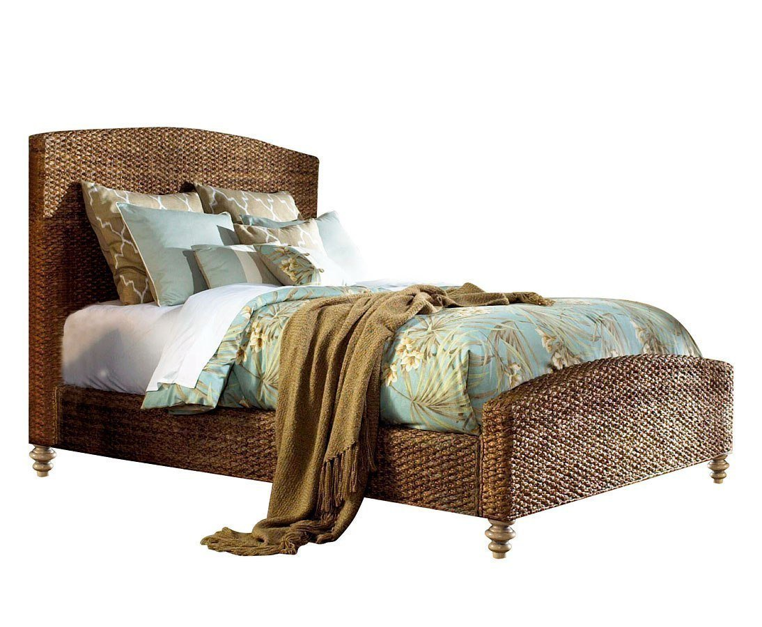 Best Hampton Seagrass Bed By Cottage Creek Furniture With Pictures