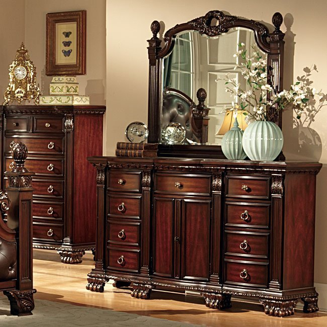 Best Orleans Poster Bedroom Set By Homelegance Furniturepick With Pictures