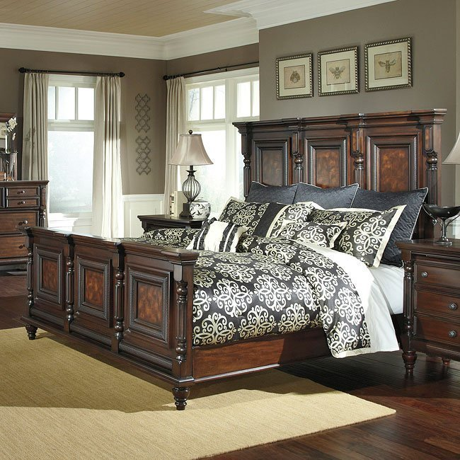 Best Key Town Mansion Bedroom Set By Millennium Furniturepick With Pictures