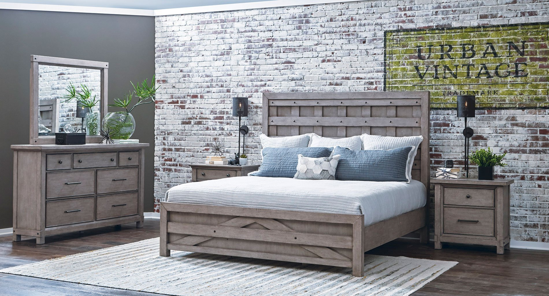 Best Prospect Hill Pallet Bedroom Set By Samuel Lawrence With Pictures