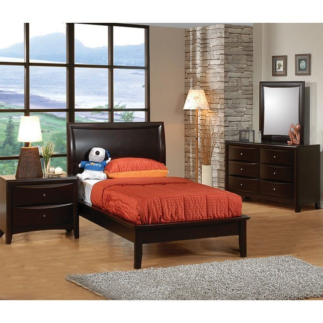 Best Phoenix Youth Platform Bedroom Set By Coaster Furniture With Pictures