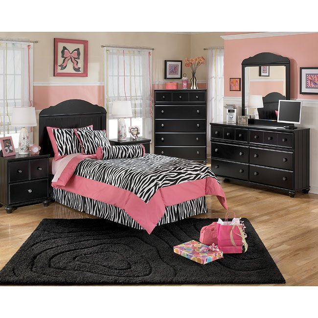 Best Jaidyn Youth Headboard Bedroom Set By Signature Design By With Pictures