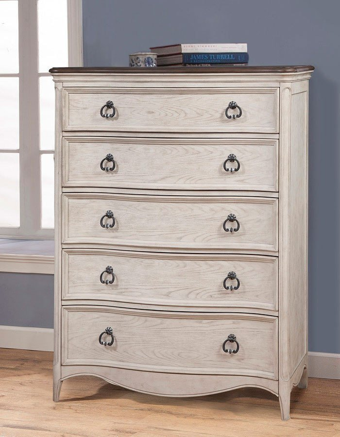 Best Genoa Panel Bedroom Set American Woodcrafters Furniture Cart With Pictures