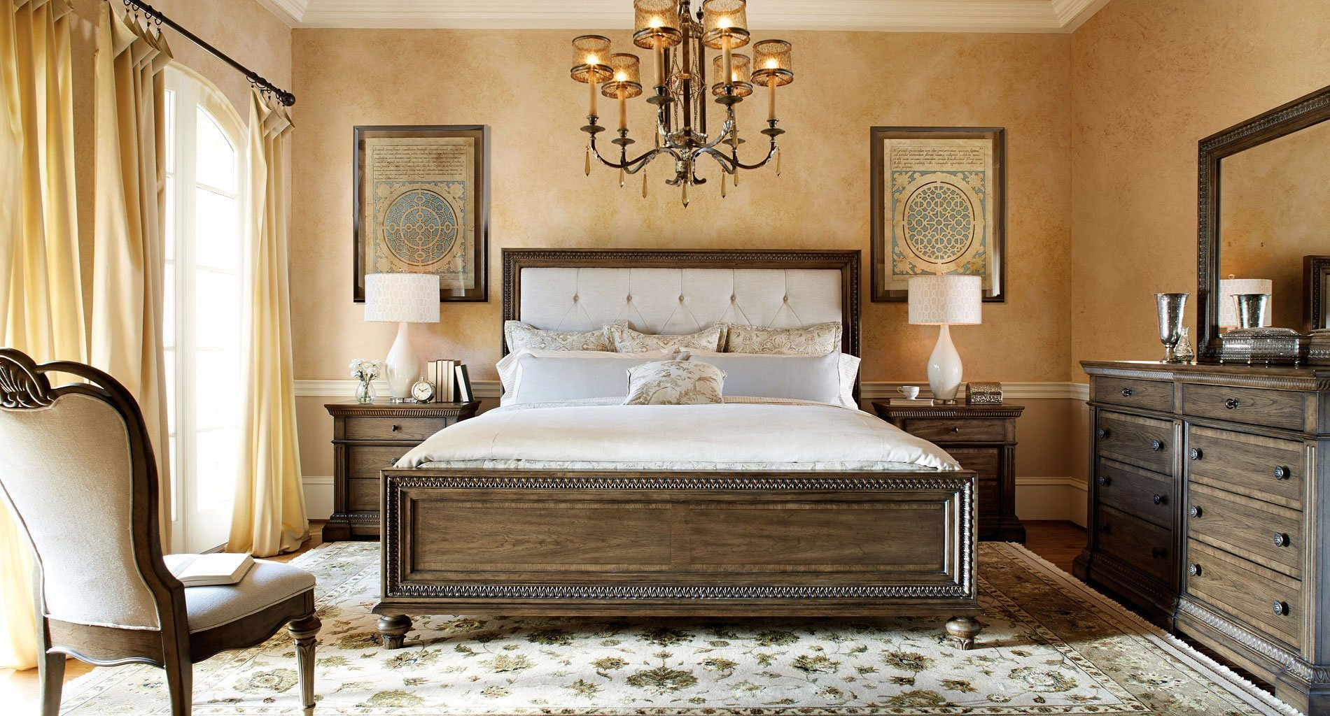 Best Renaissance Panel Bedroom Set Legacy Classic Furniture Cart With Pictures