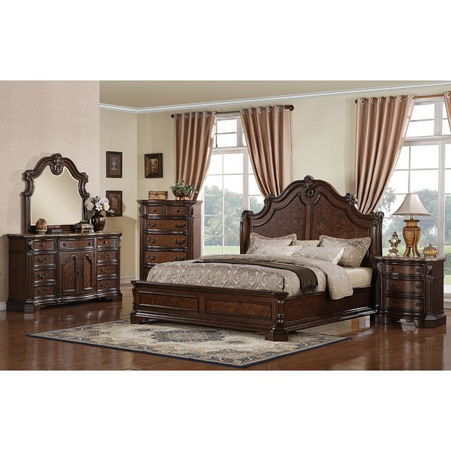 Best Monticello Bedroom Set Samuel Lawrence Furniture With Pictures