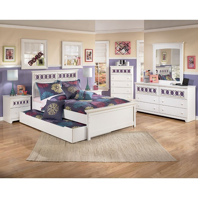 Best Zayley Panel Bedroom Set Signature Design 1 Reviews With Pictures