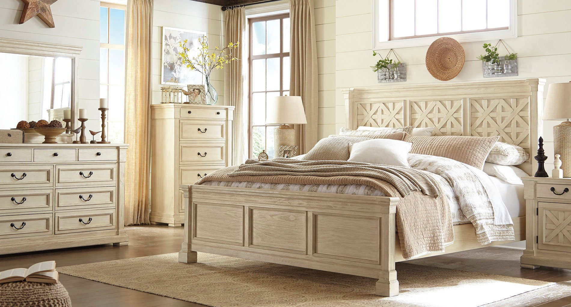 Best Bolanburg Panel Bedroom Set Signature Design 4 Reviews With Pictures