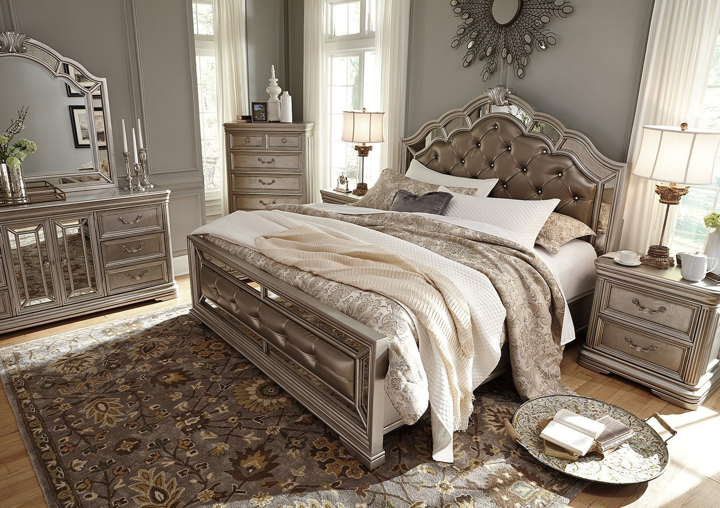 Best Birlanny Panel Bedroom Set Signature Design 3 Reviews With Pictures