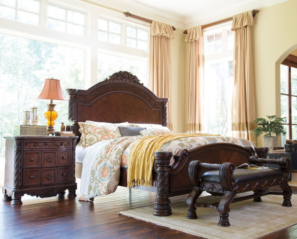 Best North Shore Panel Bedroom Set Millennium 3 Reviews With Pictures