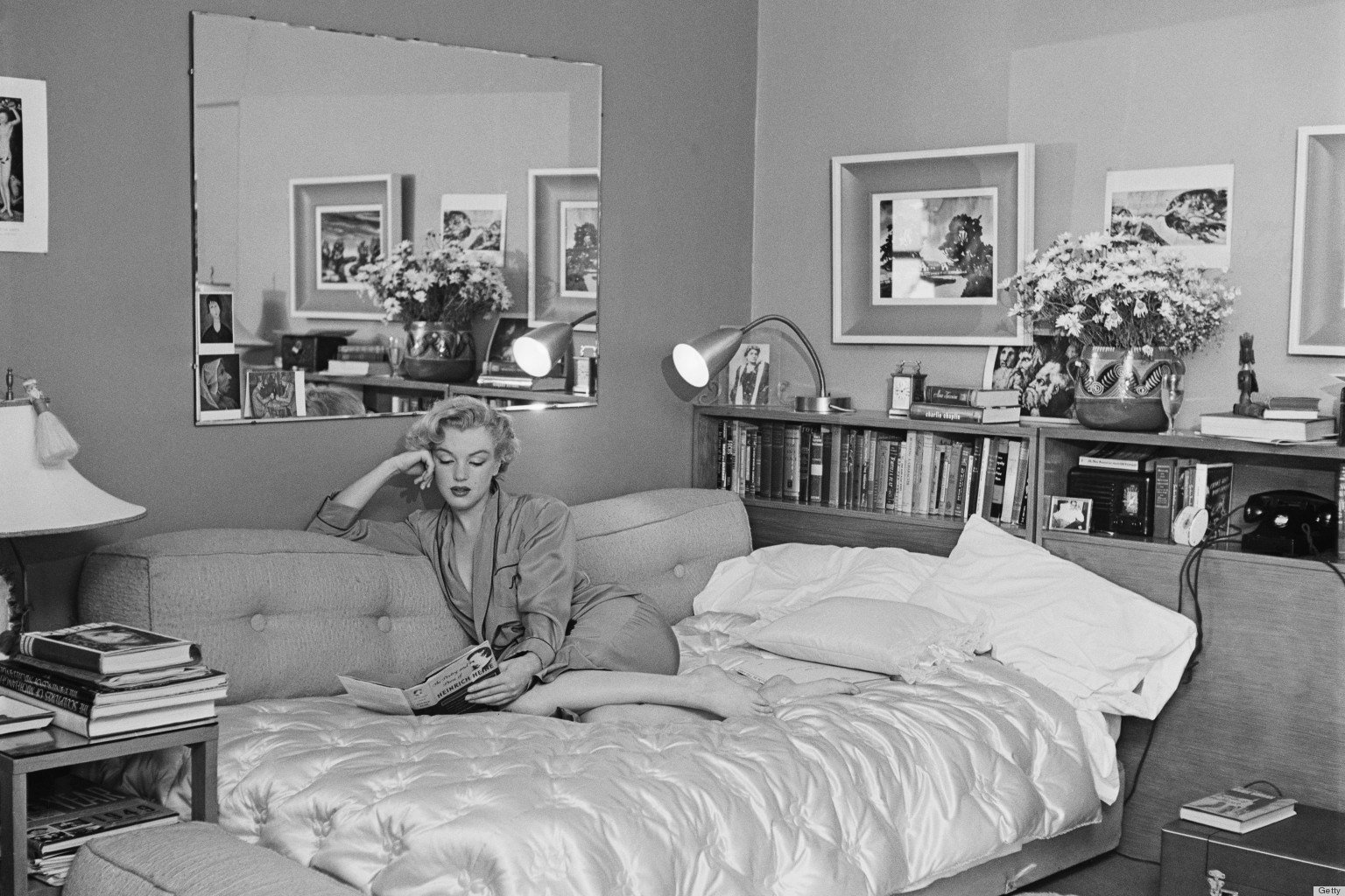 Best Marilyn Monroe S Bedroom Inspires Us To Get Cozy Photos With Pictures