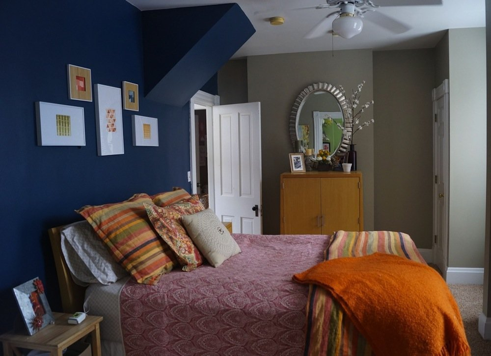 Best Blue Bedroom Paint Colors For Small Spaces 7 To Try With Pictures