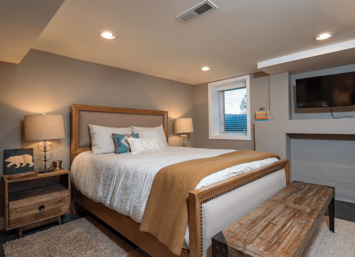 Best Basement Bedrooms 14 Tips For A Cozy Space Bob Vila With Pictures