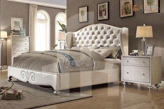 Best Buy Arezzo Bedroom Set Online At Discount Price In Pakistan Furniturehub Pk With Pictures