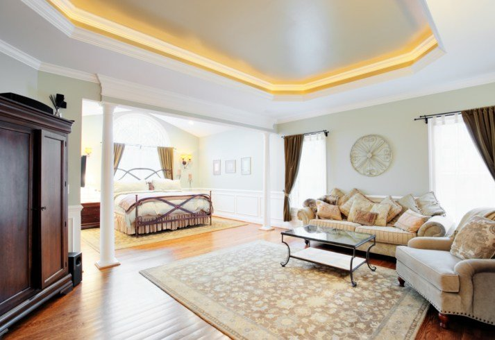 Best 15 Interior Design Ideas For Big Rooms That Turns With Pictures