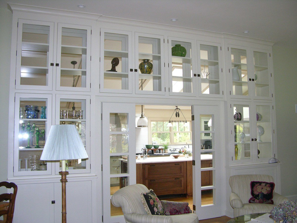 Best Display Wall Cabinet Fine Homebuilding With Pictures